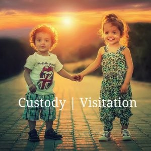 custody and visitation rights in Georgial Thomann Law Firm LLC Alpharetta GA