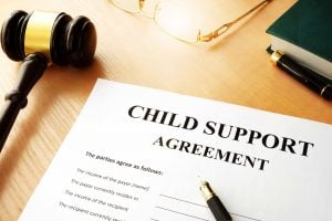 child support Georgia